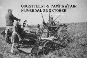 Oogstfeest en Pawpawfair Nijverdal @ Nijverdal
